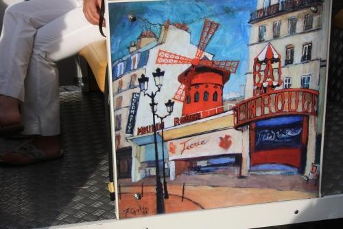 Montmartre giugno 2009.