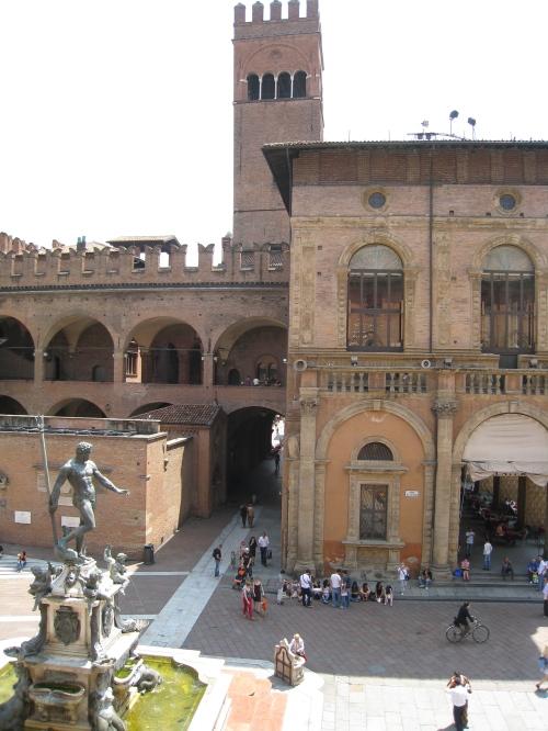Palazzo re Enzo-Bologna