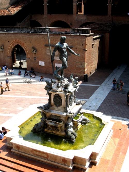 Fontana del Nettuno-Bologna