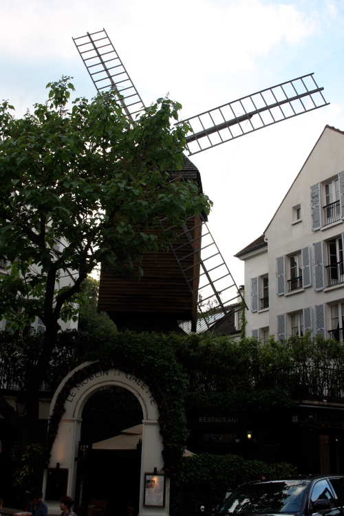 Moulin de la Gallette