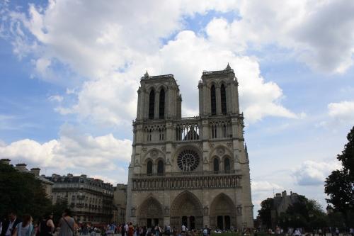 Notre Dame de Paris-14 giugno 2009.