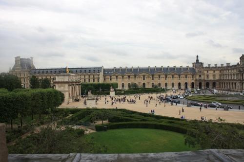LOUVRE - PARIS JUIN 2009.