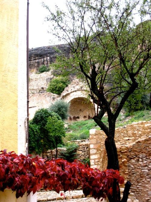 Saint Saturnin les Apt - Provence.
