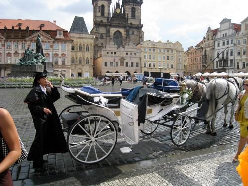 PRAGA - AGOSTO 2008.
