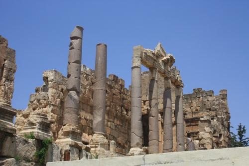 BAALBECK-LIBAN.