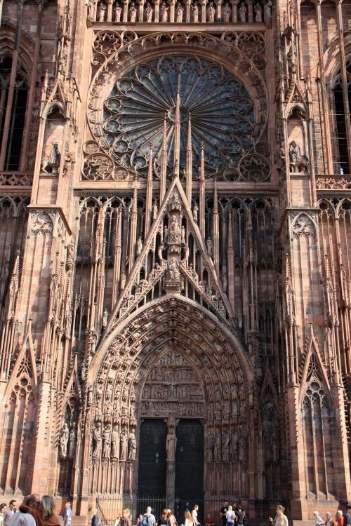 Catedrale di strasburgo.